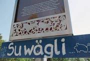 Das «Suwägli» ist heute ein wichtiger Abschnitt des in Heiden beginnenden Witzwanderwegs. (Bild: PE)