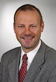 Beat Hirs, Gemeindepräsident von Rorschacherberg (FDP). (Bild: pd)