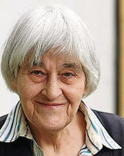 Margrit Bernhard (Bild: Siggi Bucher)