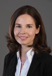 Tina Cassidy ist ab 2017 als Leiterin für Mittelschulen in St.Gallen tätig. (Bild: pd)
