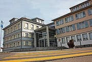 Gemeindehaus Kirchberg (Bild: Simon Dudle)