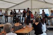 Der beliebte Sommeranlass «Jazz am See» wurde aus finanziellen Gründen aus der Agenda gestrichen. (Bild: Ramona Riedener (August 2015))