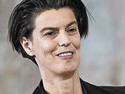 Carolin Emcke, deutsche Publizistin. (Bild: Arne Dedert/EPA)