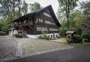 """Nach einem Konkurs steht die """"Henessenmühle"""" in Gossau kurz vor Wiedereröffnung. (Bild: Benjamin Manser)"""
