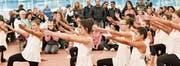 Brunch mit Tanz und Musik (Bild: Donato Caspari)