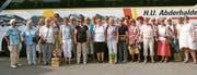 26 Frauen aus dem Obertoggenburg reisten mit dem Car zur Insel Mainau. (Bild: PD)
