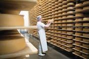 Dem Nachwuchs schmeckt die Käsebranche nicht mehr. (Bild: Ralph Ribi)