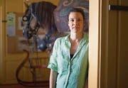 «In den Museen steckt viel Herzblut», sagt Isabelle Chappuis im Museum Herisau. (Bild: Urs Jaudas)