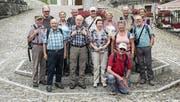 Eine vielseitige Reise erlebt: Turnfahrt der Frümser Seniorinnen und Senioren. (Bild: PD)