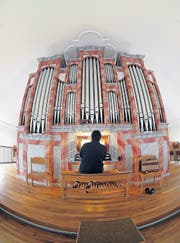 «Die Orgel» spielt nicht von alleine: Eine fundierte Ausbildung ist nötig – und für die Kirche ein Gewinn. (Archivbild: Susann Basler)