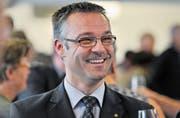 Roman Brülisauer, Gemeindepräsident von Erlen. (Bild: Reto Martin)