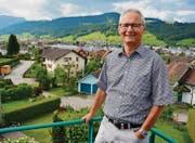 Martin Breitenmoser hofft auf einen Gegenvorschlag des Parlaments zur Einzelinitiative, die eine Kantonalisierung der Bezirke im Inneren Land will. (Bild: rf)