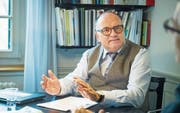 SVP-Kantonsrat Andreas Wirth kann im Abstimmungskampf auf die Unterstützung fast aller Grossratsfraktionen zählen. (Bild: Thi My Lien Nguyen)