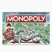 Monopoly (diverse Editionen) von Hasbro, 2-8 Spieler ab 8 Jahren, Dauer: Stundenlang.