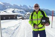 Paul Krähemann ist einer fünf Anwärtern für den Titel «Samariter des Jahres». (Bild: PD)