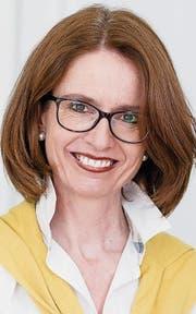 Susanne Vincenz-Stauffacher. (Bild: Mareycke Frehner)