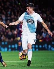 Gegen Barcelona noch Stammspieler: Fabian Schär. (Bild: Alex Caparros/Getty (Barcelona, 17. Dezember 2017))