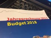 Die Sennwalder Bürger sagten einstimmig ja zur Rechnung 2017 und zum Budget 2018.