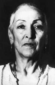 Meret Oppenheim – eine beeindruckende Frau und eine eigenwillige Künstlerin. (Bild: ky)