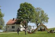Im Kinderdorf Pestalozzi sollen die Jugendlichen Schutz finden - und Deutsch lernen. (Bild: pd)