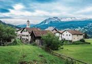 1144 Meter über Meer, 150 ständige Einwohner: Brienz im Bündner Albulatal. (Bild: Jil Lohse)