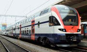 Im Bahnverkehr kam es zwischen Weinfelden und Romanshorn am Mittwochabend zu Verspätungen. (Bild: rtl/Archiv)