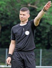 Arbitriert seit 2002: Memo Ljatifi vom FC Buchs. (Bild: PD)