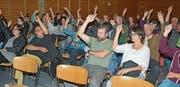 Die Lienzer Schulbürger wollen einen Anbau mit Keller. (Bild: Kurt Latzer)