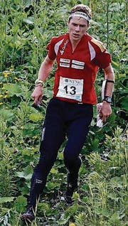 Daniel Hubmann in Aktion. (Archivbild: Alexandra Wey)