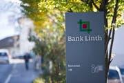 Die Bank Linth will im Mai in Frauenfeld ihren ersten Thurgauer Standort eröffnen. (Bild: ENNIO LEANZA (KEYSTONE))