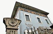 Das Haus Max Burkhardt gehört seit zehn Jahren der Stadt Arbon. (Bild: Max Eichenberger)