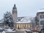 Heuer ist es nicht der Sonntag nach Dreikönig, sondern für einmal exakt der Dreikönigstag selbst, an dem das traditionelle Konzert um 17 Uhr in der katholischen Kirche in Degersheim beginnt. (Archivbild: Josef Rast)