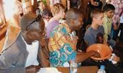 Ein neues Projekt des Lions Club Heiden: «Flüchtlinge und wir – Brücken bauen». (Bild: pd)