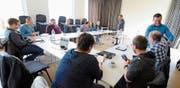 Am ersten Treffen – damals noch unter dem Titel Jugendforum – nahm ein Dutzend Vereinsvertreter teil. (Bild: Rudolf Steiner (25. Februar 2017))