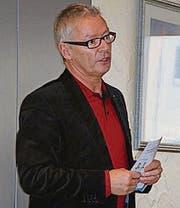 Regierungsrat Martin Klöti (Bild: pd)