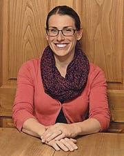 Kandidiert im obersten Toggenburg für die SVP als Mitglied der GPK: Ramona Huser. (Bild: pd)