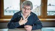 Ivo Bischofberger will sich als Ständeratspräsident für einen guten Kontakt mit den Nachbarn ennet der Schweizer Grenze einsetzen. (Bild: Ralph Ribi)