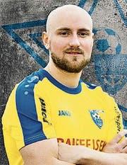 Auch Mittelfeldspieler Michael Keller spielt in der neuen Saison für Herisau. (Bild: PD)