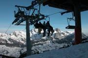 Die Bergbahnen im Toggenburg sind sich derzeit nicht einig. (Bild: ANDREAS SOMMER)