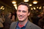 Christian Schlegel. (Bild: Urs Bucher)