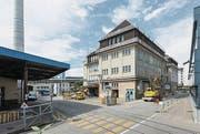 Gutes Bauen: Entwicklung Neuhausen: RhyTech-Areal (Bild: Hanspeter Schiess)