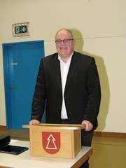 Gemeindepräsident von Raperswilen: Willi Hartmann. (Bild: PD)