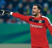Roman Bürki steht vor einem der wichtigsten Spiele seiner Karriere. (Bild: ap/Matthias Schrader)