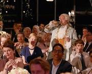 Dezent, chic, elegant wünscht sich der neureiche Bräutigam das Fest im Schloss. (Bild: Ascot Elite)