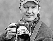 Peter A. Dettling Wolfsexperte, Autor, Naturfotograf und Dokumentarfilmer