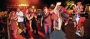 An fünf Tagen im Jahr sind im Thurgau unter anderem Tanzveranstaltungen verboten. (Bild: Urs Bucher (Symbolbild))