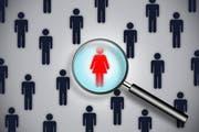 Nur acht von 40 Mitgliedern des Wiler Stadtparlaments sind Frauen. (Bild: Fotolia)
