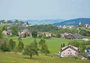 Die Lebensqualität in der Gemeinde Kirchberg wird von den Einwohnern als sehr hoch eingestuft. (Bild: Beat Lanzendorfer)
