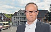 Reto Inauen möchte Nachfolger von SäckelmeisterThomas Rechsteiner werden. (Bild: RF)