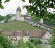 Zwei Thurgauer Staatsanwälte haben ihren Arbeitsplatz nach Schaffhausen verlegt. (Bild: Marcel Gillieron/Key)